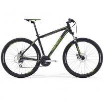 """Bicicleta Merida Big Seven 20 27,5"""" 27 24 V Preto/Verde (2016) - 18,5 - Merida"""