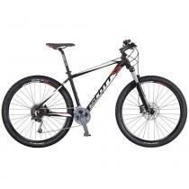 """Bicicleta SCOTT Aspect 930 Preto  Branco  Vermelho 29"""" - M - Scott"""