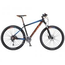 "Bicicleta SCOTT Aspect 930 Preto  Laranja  Azul 29"" - L - Scott"