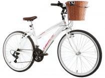 Bicicleta Track & Bikes Aro 26 21 Marchas - Câmbio Shimano Quadro Alumínio Freio V-brake