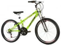 Bicicleta Track & Bikes Dragon Fire Downhill - Aro 24 18 Marchas Freio V-brake