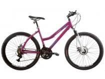 Bicicleta Track & Bikes TK 450 Aro 26 21 Marchas - Suspensão Dianteira Quadro Alumínio Freio V-brake