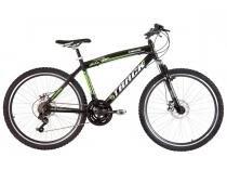 Bicicleta Track & Bikes TK 480 Aro 26 21 Marchas - Suspensão Dianteira Quadro Alumínio Freio V-brake