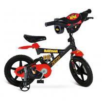 Bicicleta X-Bike Aro 12 Batman - Bandeirante - Batman