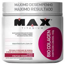 Bio Colagen Pote 150g - Max Titanium - Max Titanium