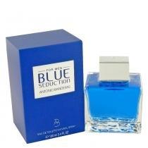 Blue Seduction For Men Antonio Banderas - Perfume Masculino - Eau de Toilette - 100ml - Antonio Banderas