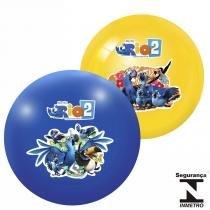 Bola em Vinil Personagens Rio 2 Lider 2232 - Lider Brinquedos
