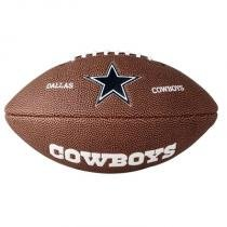 Bola Futebol Americano Wilson NFL Teams Logo Jr Cowboys Dallas - Wilson