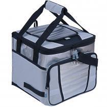 Bolsa Térmica Ice Cooler 24 Litros Cinza 3632 - Mor - Mor