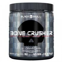 Bone Crusher Black Skull 300g Sabor Lemon Radioactive - Black Skull