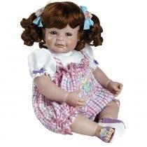 Boneca Adora Doll Butterfly Kisses - Bebe Reborn - 20015019 - ADORA DOLL