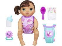 Boneca Baby Alive Hora do Passeio - Morena - Hasbro