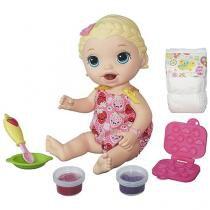 Boneca Baby Alive Lanchinhos Divertidos - Hasbro