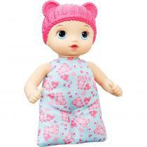 Boneca Baby Alive Naninha Loira - Toca Rosa B7114 - Hasbro - Hasbro