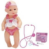 Boneca Cura Baby - Sid-Nyl