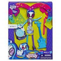 Boneca Equestria Girl com Acessórios DJ Pon-3 - Hasbro - My Little Pony