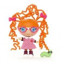 Boneca Lalaloopsy Little Silly Hair II Specs Reads-a-lot - Buba - Buba Toys