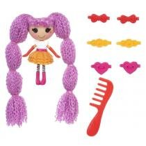 Boneca Lalaloopsy Mini Loopy Hair Peanut Big Top - Buba - Buba