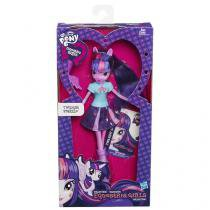 Boneca My Little Pony - Equestria Girls Look Básico - Hasbro