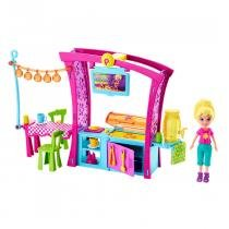 Boneca Polly Pocket - Churrasco Divertido da Polly - Mattel - Mattel