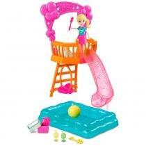 Boneca Polly Pocket - Festa no Jardim - Mattel - Mattel