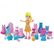 Boneca Polly Pocket - Looks Especiais - Festa de Aniversário - Mattel - Mattel