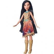 Boneca Princesas Disney Pocahontas - Hasbro