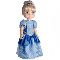 Boneca Stephany Girl Princesa Cinderela 1733 - Baby Brink - Baby Brink