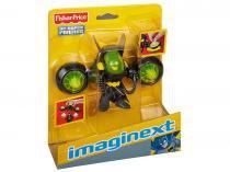 Boneco Batman Imaginext DC Super Friends 19cm - com Acessórios - Fisher-Price