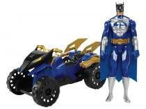 Boneco Batman Unlimited Batman & Attack ATV 30,5cm - Com Veículo - Mattel