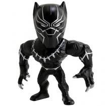 Boneco Black Panther Civil War - DTC