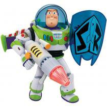 Boneco Buzz Lightyear Power Blaster Toy Story 64095 - Toyng - Toyng