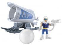 Boneco Imaginext - DC Super Friends Capitão Frio - com Acessórios 19cm - Fisher-Price