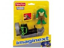 Boneco Imaginext DC Super Friends - Croc - Fisher-Price