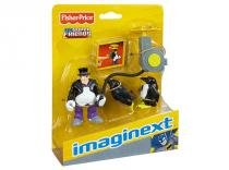 Boneco Imaginext - Super Friends Pinguim - Fisher-Price