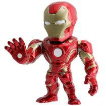 Boneco Iron Man Civil War - DTC