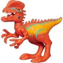 Boneco Jurassic World Dilophosaurus Playskool - Heroes Hasbro