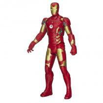 Boneco Marvel Avengers Iron Man Era de Ultron B1494 - Hasbro - Hasbro