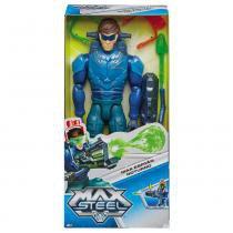 Boneco Max-Steel - Especial Espião Noturno - Mattel - Max Steel