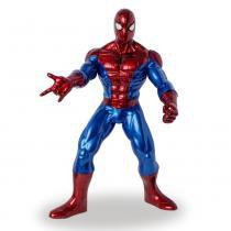 Boneco Super Homem Aranha Gigante Metalizado 55cm 0482 - Mimo - Mimo