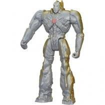 Boneco Transformers Silver Knight - Hasbro
