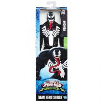 Boneco Ultimate Spider-Man vs. The Sinister Six - Titan Hero Hasbro
