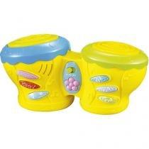 Bongo de Bebê - Bee Me Toys
