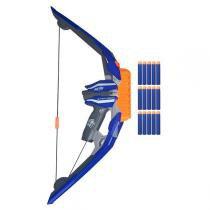 Brinquedo Lança Dardos Nerf Elite Stratobow B5574 - Hasbro - Hasbro