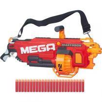 Brinquedo Nerf Mega Mastodon N-Strike B8086 - Hasbro - Hasbro