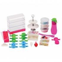 Brinquedo Poppit Coleção Padaria 3886 - DTC - DTC
