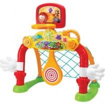 Brinquedos para Bebê Pequeno Esportista 4 em 1 - Dican