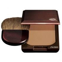 Bronzer Oil Free Shiseido - Pó Compacto Bronzeador - Shiseido