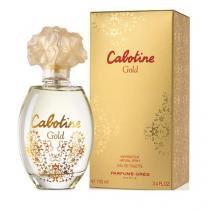 Cabotine Gold Eau de Toilette Gres - Perfume Feminino - 50ml - Gres