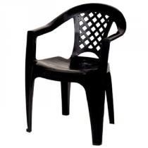 Cadeira Atalaia com Braço 92221/009 Preto - Tramontina - Tramontina